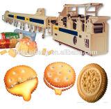 Máquina quente da fabricação de biscoitos da venda do baixo preço da fábrica