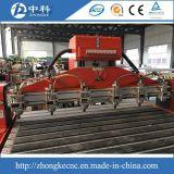 Os fusos múltiplos máquina de gravura CNC de Alívio