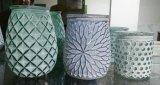 Dekorativer Glashauptvase von der Fabrik von China