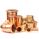 配管およびガスのための銅の出版物の接合箇所の付属品