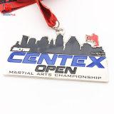 고품질 금속 건물 Centex는 방아끈을%s 가진 메달을 돋을새김한다