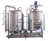 1500Lターンキー半自動ビール醸造装置
