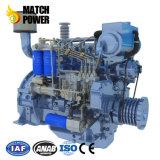 Fabrik-Preis Weichai 102HP Marineboots-Dieselmotor 75kw des motor-Wp4c