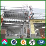 Taller de prefabricados de estructura de acero con alta calidad