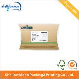 Kundenspezifischer Drucken-umweltfreundlicher Drucken-Kissen-Kasten (QYCI1525)