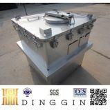 Ss304/Ss316L de Containers van het Voedsel van het Staal