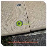 Cnc-Maschinen-Plastikbodenschutz-Matten-/Road-Platten mit kundenspezifischem Größen-/on-Verkaufs-Schwarz-Straßen-Panel