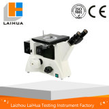 Microscópios metalúrgicos de Upriht da série Lh8500, série do microscópio metalúrgico de Digitas