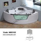 Bañera de hidromasaje con masaje de hidromasaje (WB2112)