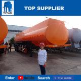 Dragen de Semi Aanhangwagens van de Tank van de Diesel van de titaan van 45, 000 en 50, 000 Liter van het Volume Eetbare Olie en Latex