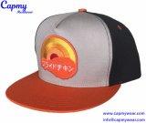 網の帽子のための刺繍のロゴの黒の泡のトラック運転手の帽子