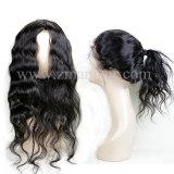 ボディ波360の正面人間の毛髪の拡張