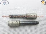 Sinterizzato incidendo il bit dell'incisione del laminatoio dell'incisione della mano del granito dello strumento
