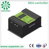 Широкий диапазон входного сигнала фотоэлектрических преобразователей солнечной энергии серии Mini встроенный MPPT солнечного контроллера заряда
