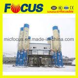 Конструкция машины модульного влажных смешайте конкретные свойства завод Hzs90