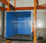 Venda a quente de Carga Vertical da Plataforma do elevador hidráulico
