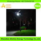 Hohes garten-Mond-Licht des Lumen-9With12With18W LED Solarmit Straßenlaterne