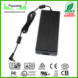 Nivel VI Rendimiento energético de salida 48V 3A Laptop Power Adapter