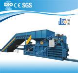 Pressa per balle semiautomatica Hbe120-110110 per carta straccia & cartone