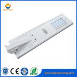 40W réverbère solaire des produits solaires DEL avec la batterie au lithium