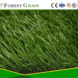 Vert naturel à la recherche tapis de gazon artificiel de Soccer (STO)