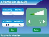 Remoção por atacado do tatuagem do laser do ND YAG que Slimming o equipamento