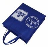 Recycableのシルクスクリーンの印刷のNonwovenおかしいショッピング・バッグ