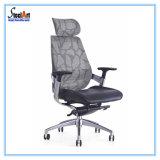 Alta Contrapressão Adjsutable Cadeira de escritório ergonómica