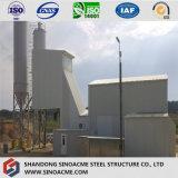 Здание электростанции аттестации Ce и тяжелое стальной структуры En1090