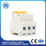 Corta-circuito eléctrico de la CA de la aprobación 4p 6/10ka MCB 63A del Ce mini