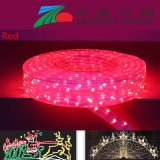 50m la construcción de la Navidad de la calle de la luz de la cuerda de LED para unas vacaciones Santa ciervos forma