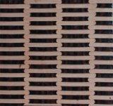 Comitato artistico di legno di legno moderno esterno dei comitati di parete della Cina Vdb-370