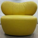 Modernes Möbel-Ausgangs-und Büro-ledernes Sofa stellte ein (C1708)