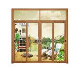 별장 입구를 위한 최고 급료 새로운 디자인 알루미늄 미닫이 문
