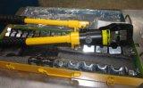 La construction de la batterie l'outil de sertissage hydraulique de la sertisseuse olivage