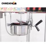 8 oz pipoca comercial Popper Maker a máquina com o Carrinho de correspondência