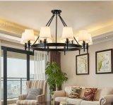 Amerikanisches Hirteneisen-hängende Lampe