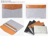 La imitación de cuero de PU 10pulgadas tableta cubierta Laptop Case para iPad