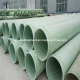 GRP tuyau Tuyau PRF Gre tuyau Tuyau en fibre de verre pour l'eau de mer