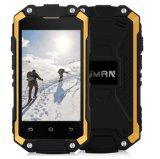 Mobiele Telefoon 2.45 Duim Mtk6580 van Iman X2 IP65 Waterdichte Smartphone