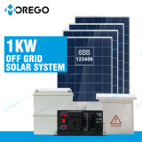 Morego fora do gerador solar do sistema de energia da grade 1kw