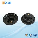 Base di plastica rotonda di alta qualità della Cina dello stampaggio ad iniezione del basamento di plastica professionale del microfono