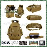 Militar táctico Molle Assault Backpack Pack 3 de forma modular MOLLE 40L Bag
