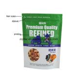 LDPE envases de alimentos de la bolsa de cremallera