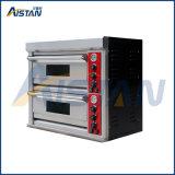 Кпо-X2 электрический коммерческих 2 уровня 2 - лоток пицца печь /хлеб печь для выпечки