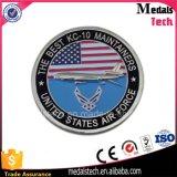 Monete su ordinazione del ricordo del metallo di marchio della novità 3D di promozione buone