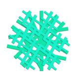 [هيغقوليتي] صنع وفقا لطلب الزّبون [3د] صنع وفقا لطلب الزّبون مطّاطة [بفك] مزالج ضخمة