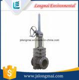 Válvula de borboleta cerâmica da alta qualidade para a indústria