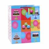 Geburtstag-Ballon Kiddo Spielzeug-System-Kleidungs-Form-Geschenk-Papierbeutel
