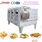 Kommerzielle grosse Kapazitäts-Erdnuss-Bratmaschine für Verkauf
